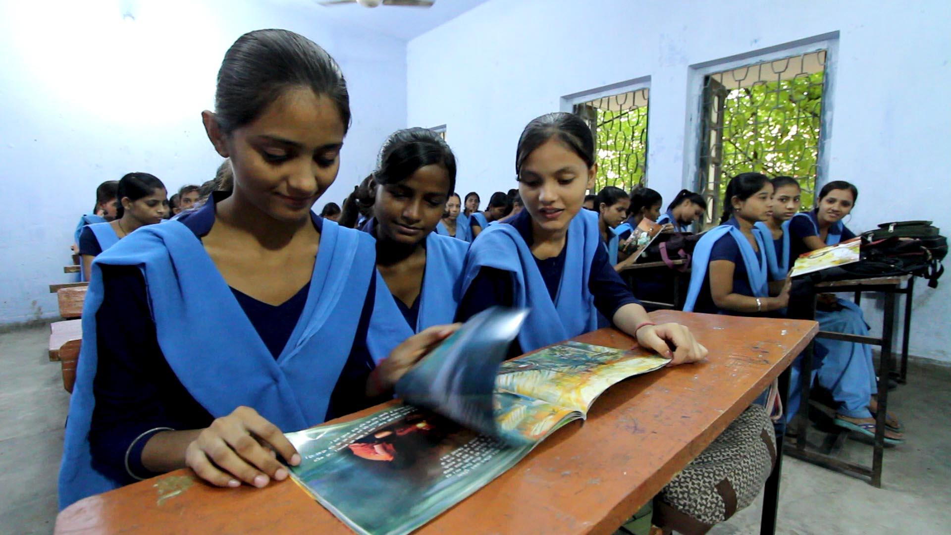 Women Scholarship in India